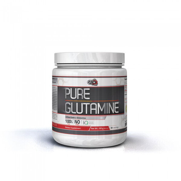 PURE NUTRITION - 100% PURE GLUTAMINE - 250 ГР