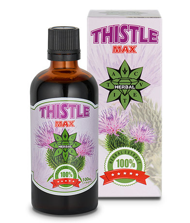 CVETITA HERBAL THISTLE MAX