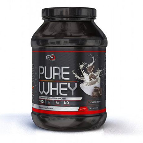PURE NUTRITION - PURE WHEY - 908 Г
