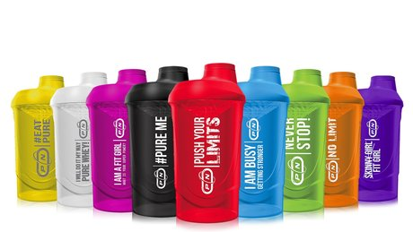 PURE NUTRITION - RAINBOW SHAKER - 600 МЛ