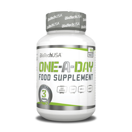 BIOTECH USA One A Day 100 Tabs