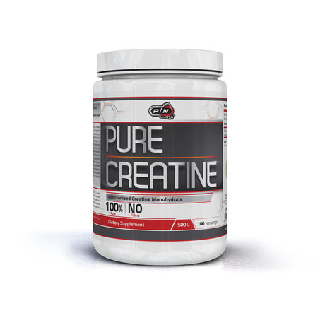 PURE NUTRITION - 100% PURE CREATINE - 500 ГР
