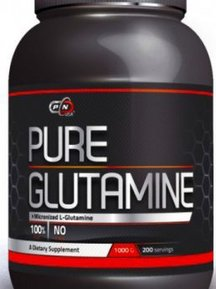 PURE NUTRITION - 100% PURE GLUTAMINE - 1000 ГР
