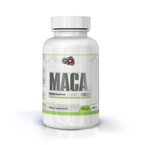 PURE NUTRITION MACA 500 МГ 100 КАПС