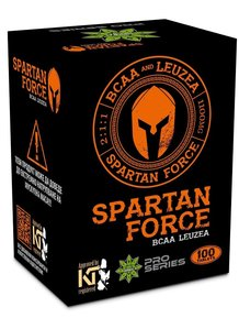 SPARTAN FORCE - BCAA ЛЕВЗЕЯ - 100 ТАБ