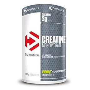 КРЕАТИН DYMATIZE MICRONIZED CREATINE 500 ГР