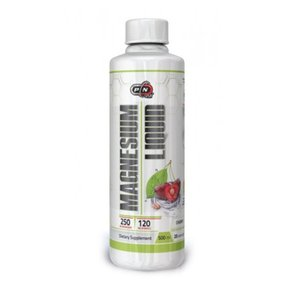 МАГНЕЗИИ PURE NUTRITION MAGNESIUM LIQUID 500 ML