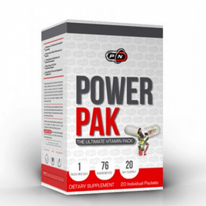 Pure Nutrition - POWER PAK - 20 Пакета