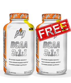 Physique Nutrition PROMO STACK BCAA 1 + 1