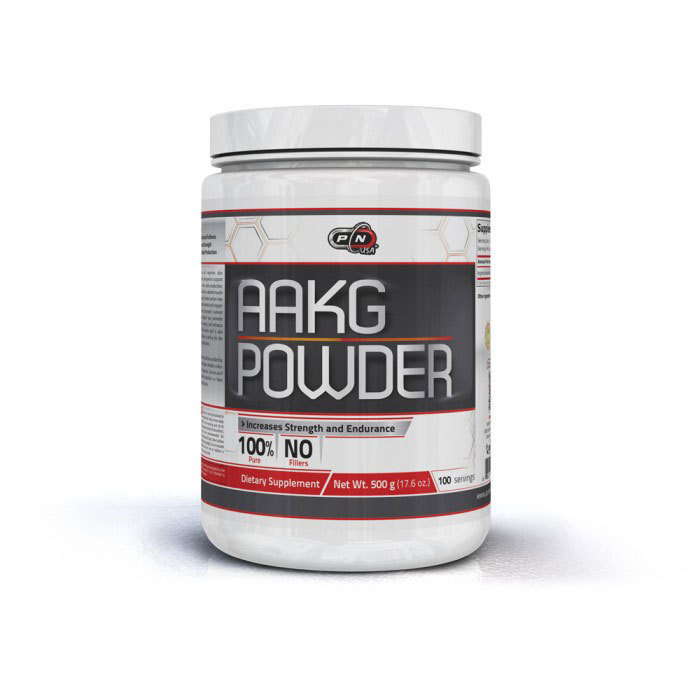 PURE NUTRITION - AAKG POWDER - 500 ГР